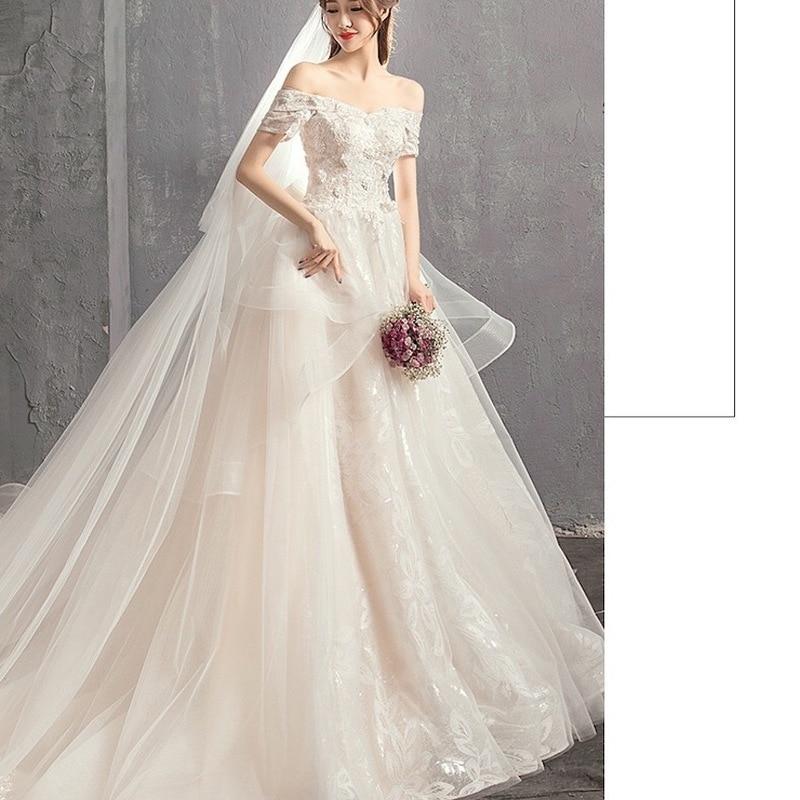 2020 Sale Rushed Vestidos De Festa Curto Vestido Cocktail Elegmoon Wedding Dresses In Europe And The Dress Trailing For Women