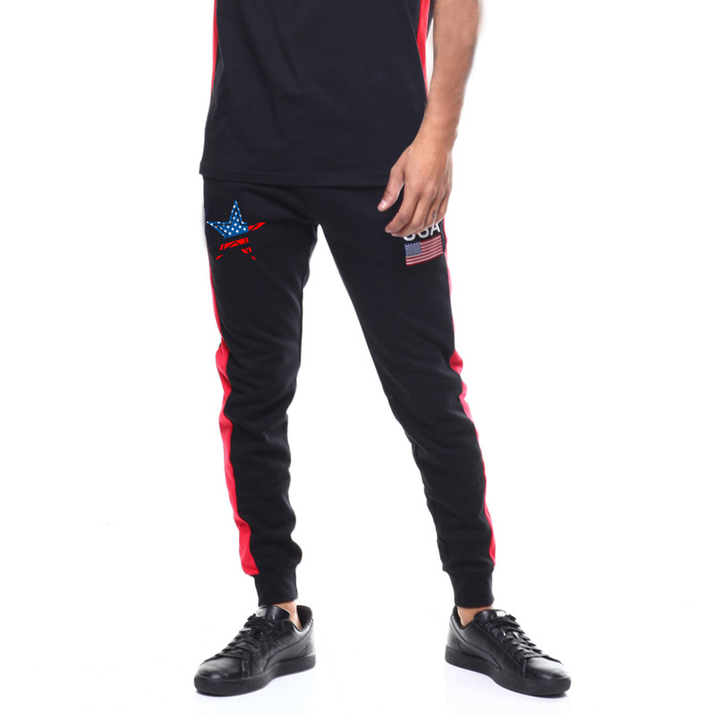 2019 Spring And Autumn New Style Trousers Men's Digital Printing Large Size Men Casual Athletic Pants