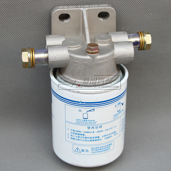 AUTO truck tractor diesel fuel filter assembly for 1F2L24-1105100 1F2L24-1105100-937