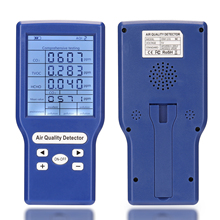 Monitor CO2 Meters Carbon-Dioxide-Detector Tester Gas-Analyzer Air-Quality Mini Ppm Multifunctional