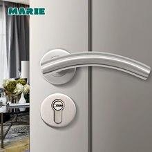 Marie lh1006 современный дверной замок из нержавеющей стали