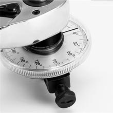 2 шт. крутящий момент угловой датчик Угол моментомер угломерный инструмент indexer датчик угла поворота измеритель угол вращения инструмент@ 12