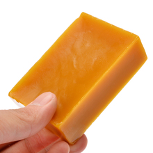 80g Pure Natural Yellow Beeswax Bee Wax Organic Pellets Beewax for DIY Soap Cand