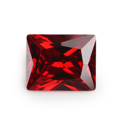 1PCS Wisdom and Guardian Stone 3A Mozambique Ruby Corundum Spinel Various Shapes Mosaic Jewelry Diy Pigeon Blood Red AAA 5-7MM