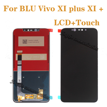 Original display For BLU Vivo XI Plus V0311WW LCD Display Touch Screen Digitizer Assembly for Blu Xi + Repair parts