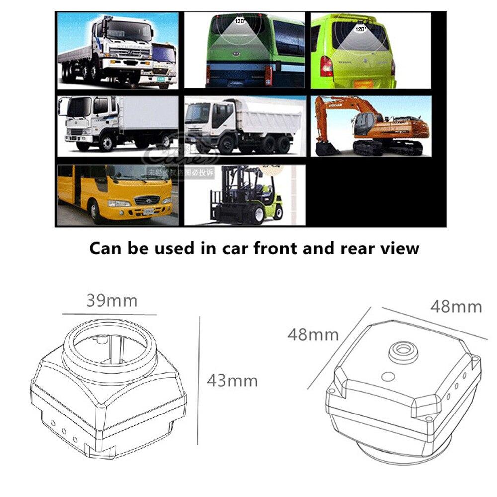 Mini câmera ir detecção de movimento visão