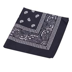 Hip-Hop Bandanas Head-Scarf Vintage Male 1PC Newest for Scarves Wristband Pocket-Towel