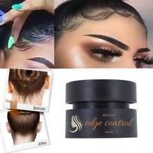 Hair-Oil Cream Edge-Control Anti-Frizz-Hair Refreshing Broken-Hair Fixative Long-Lasting