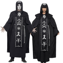 Halloween-Costumes Magician Vampire Clothing-Set Devil Party-Performance Adult Cosplay
