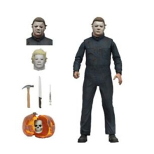 купить Halloween 2 (1981) - 7 Scale Action Figure - Ultimate Michael Myers - NECA Action Dolls Halloween Custom Products дешево