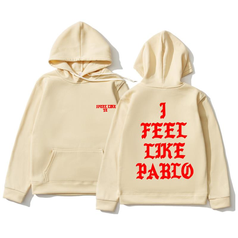 Kanye West I FEEL LIKE  Pablo Hoodie 3