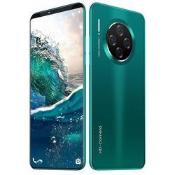 6,1 Smartphone para Mate33 Pro pantalla grande Android Teléfono Hd pantalla Hd Cámara crepúsculo aerodinámico moda forma teléfono móvil