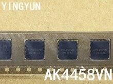 2 PZ/LOTTO AK4458VN AK4458 115dB 768kHz 32bit 8ch QFN48 Nuovo originale