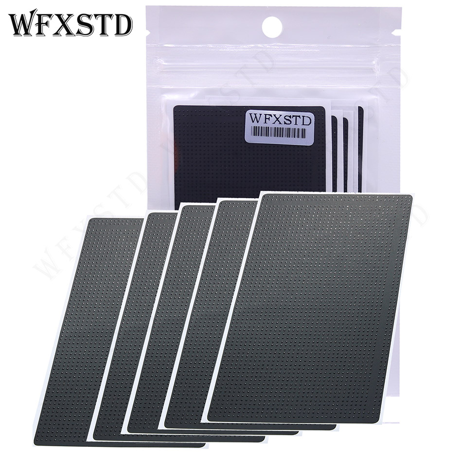 5Pcs New Touchpad Touch Sticker For Lenovo Thinkpad T410 T410I T420 T420I T420S T430 T430I Touchpad Touch Sticker