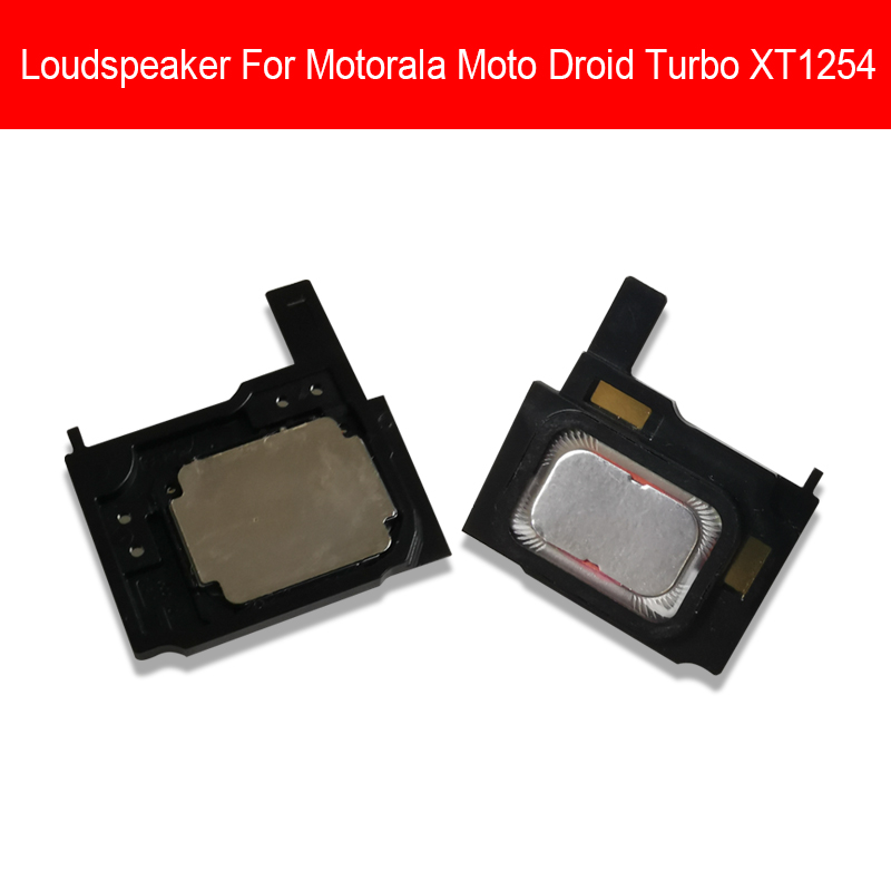 Louder Speaker For Motorola Moto Droid Turbo XT1254 Loudspeaker Buzzer Module Flex Ribbon Cable Replacement Parts