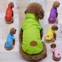 Dog Coats Jacket Costumes Pet Clothing Winter Pet Puppy Dog Clothes For Small Medium Dogs Cats Kitten Outfits Apparel
