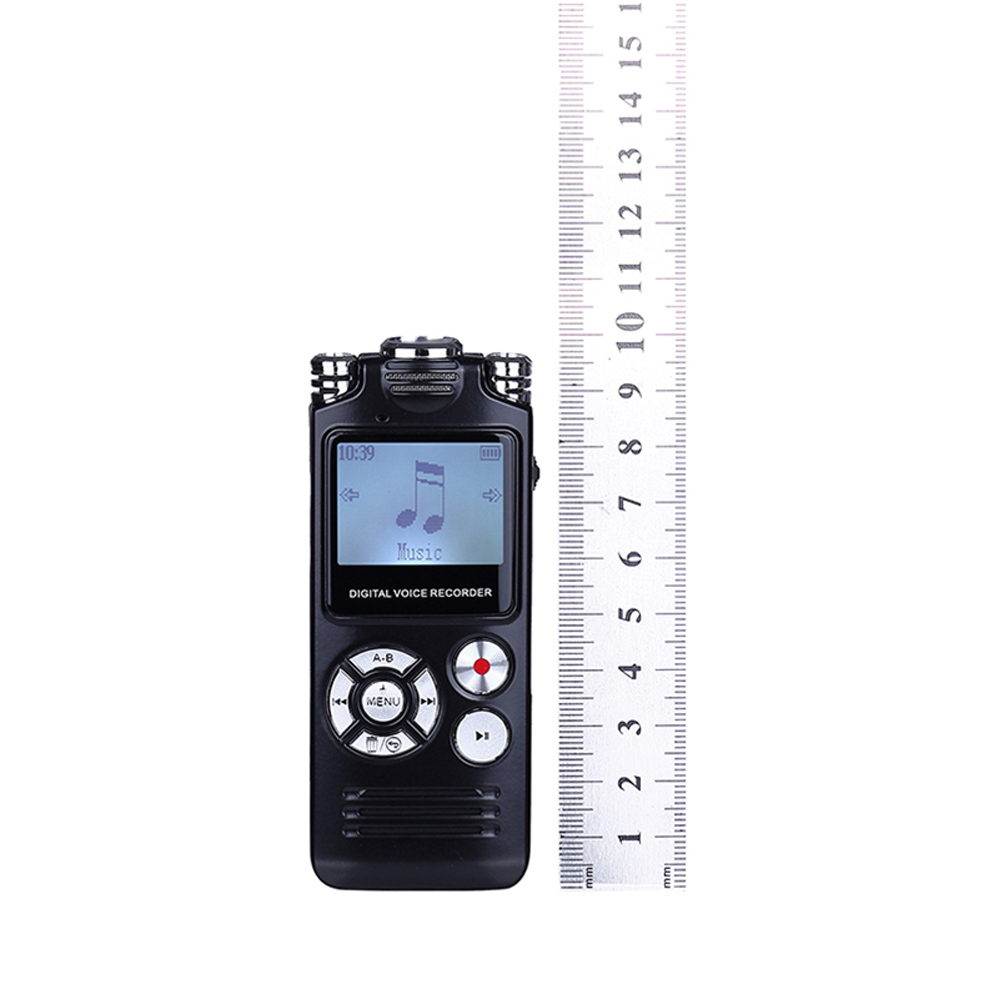 Digital Voice Recorder Pen Audio voice recorder Professional Dictaphone Portable HD Stereo Sound Noise Reduction WAV MP3 Player 1