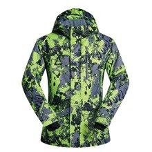MUTUSNOW, Мужская лыжная куртка, водонепроницаемая, теплая, куртка для сноуборда, ветрозащитная, для снега, сноуборда, пальто для улицы, кемпинга, туризма, катания на лыжах