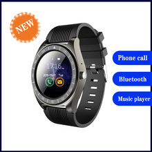 Sports smart watch phone information synchronization music health management information social touch screen independent call hospital information management system