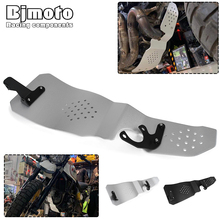 Motorcycle Aluminum Engine Guard Glide Skid Plate Protector For Ducati Scrambler 400 Monster 795 796 800 15 21 Guard Accessories