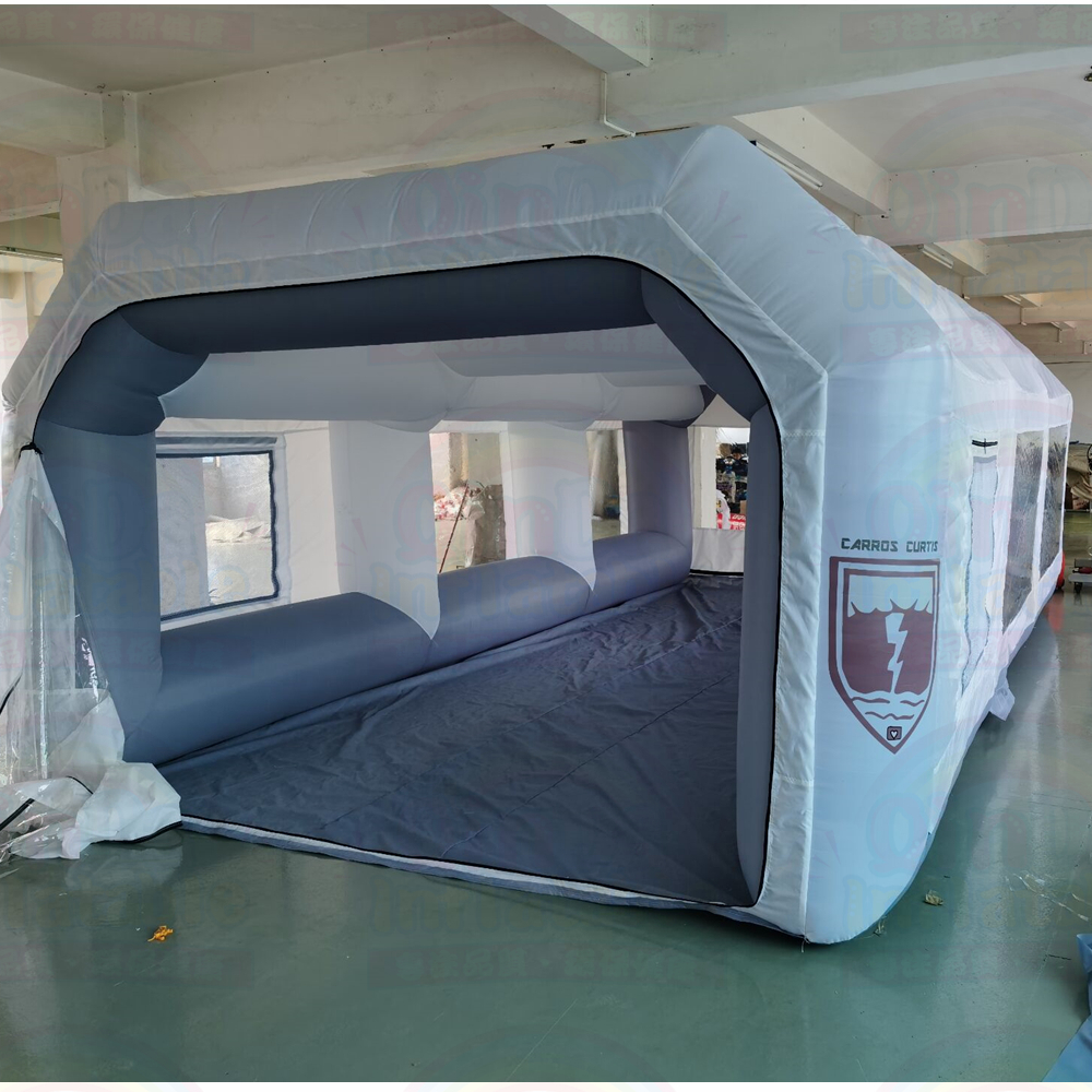 Cheap Automotive Inflatable Car Tent Oven Room Spray Paint Booth