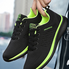 Men Women Knit Sneakers Breathable Athletic Running Walking Gym Shoes