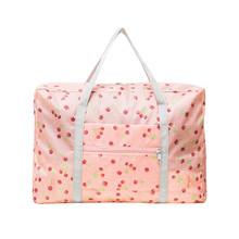 travel bags hand luggage with wheels Large Capacity Fashion Travel Bag For Man Women Bag Travel Carry on Luggage Bag чемодан cheap ISHOWTIENDA Polyester Versatile 18cm 48cm zipper Travel Totes 151g LXBB - M23 Soft Normcore Minimalist 32cm Solid Bedroom storage travel storage