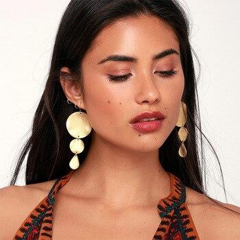 Trio Dangle Earrings