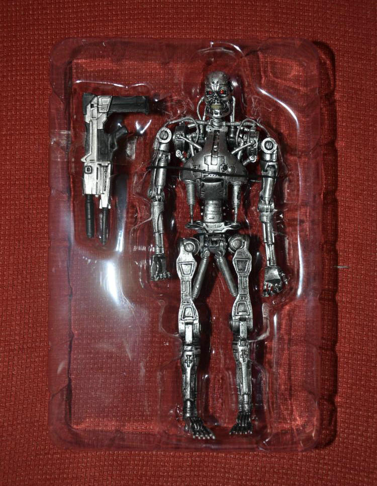 Feihong Anime NECA Terminator Future Soldier Garage Kit T800 T1000 Machinery Skeleton Garage Kit