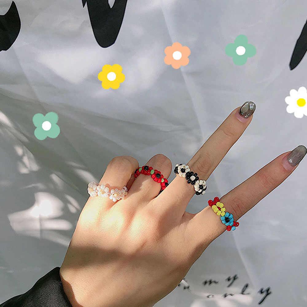Multi Colour Fashion Ring