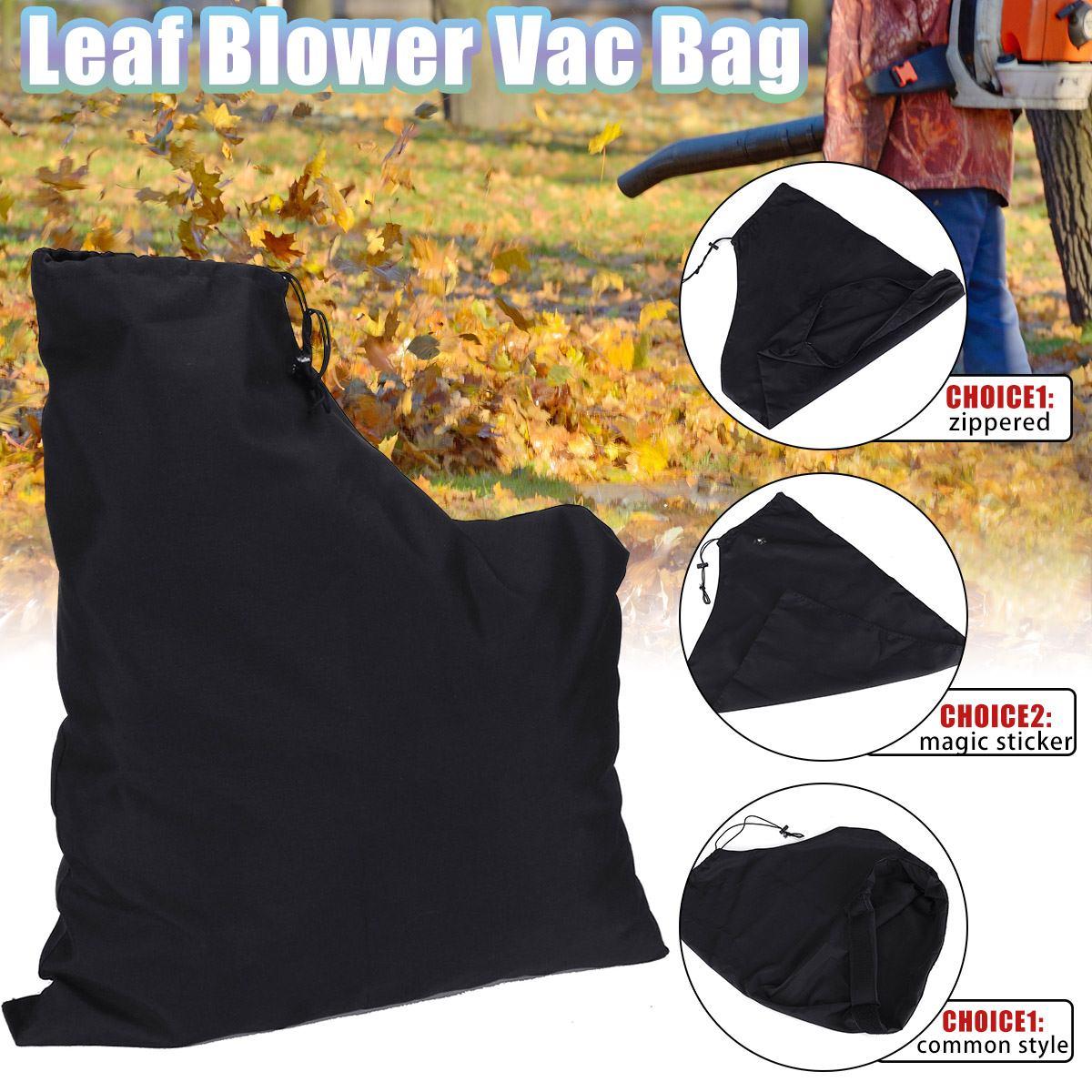 Leaf Blower Vacuum Bag Fit For Weed Eater Barracuda 2595 Mulcher Lawn Yard Shredder Garden Tool Storage Bag Accessories