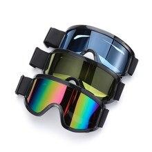 Lunettes de sécurité anti-éclaboussures | 1 pièce, lunettes de Protection pour moteur de Motocross, lunettes Standard de Ski de neige, Protection des yeux