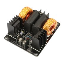 цена на Portable And Durable 1000W 20A ZVS Low Voltage Induction Heating Coil Module Flyback Driver Heater DC Power Supply