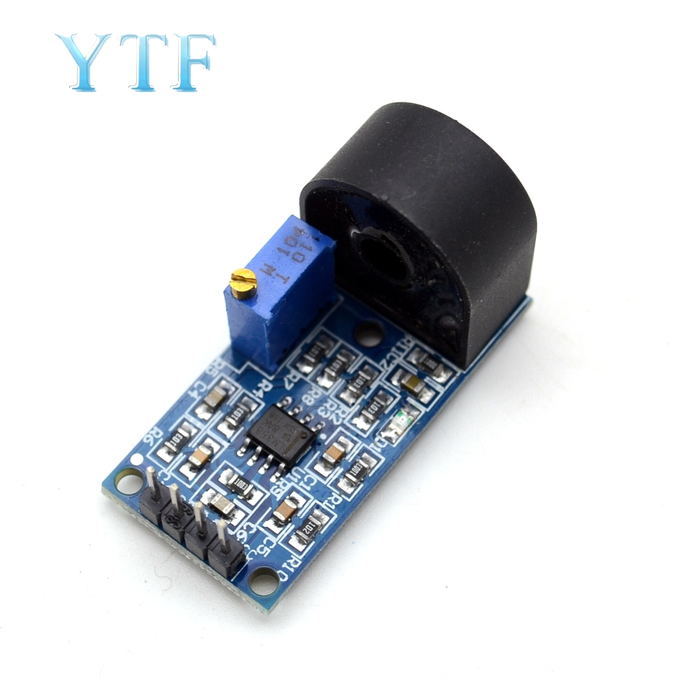 5A Range Single-Phase Communication Active Output Current Transformer Module Current Sensor