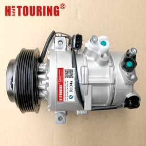Image 1 - For DVE16 ac compressor hyundai Tucson 2.0 ix35 Kia Sportage 2010 CM108168 977012S000 97701 2S000