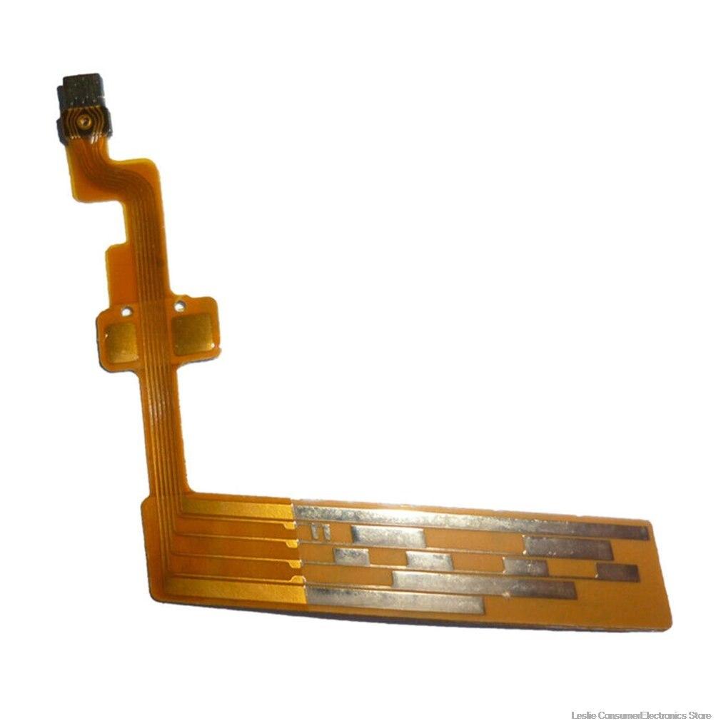 إصلاح أجزاء لكانون EF-S 18-55 مللي متر F3.5-5.6 هو 18-55 II عدسة التركيز فرشاة كهربائية الكابلات المرنة الجيل الثاني الثاني