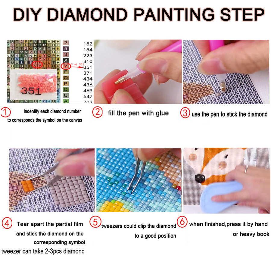 Universo Spaziale 5D Diamond Painting Kit Completo Drill Diamante Pittura Pianeti Spazio Diamante Ricamo Stelle 5D Fai da Te Diamante Pieno Rotondo Mosaico Punto Croce Decorazione Domestica@40x50cm