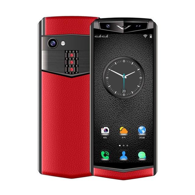2019 роскошный Android 8,1 Celular смартфон 3 ГБ ОЗУ 32 Гб ПЗУ LTE 4G мобильные телефоны 3,5 дюймовый HD экран gps blutooth сотовые телефоны