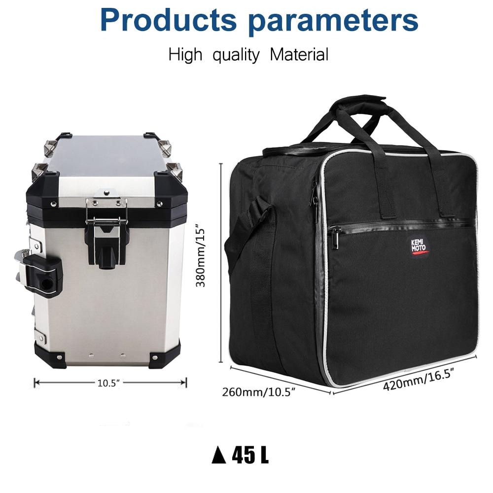 BMW R1200GS Adventure Aluminium Pannier liner bags fine quality PVC MATERIAL