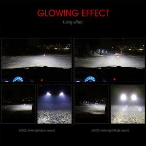 Image 5 - Oslamp H4ハイロー車のledヘッドライト電球H7 H11 9005 9006 50ワット8000LM 6500 18k csp ledオートヘッドランプledランプ照明電球12v 24v