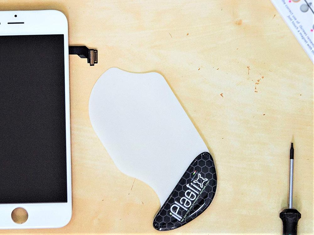 Ультра тонкий из нержавеющей стали мягкий Прай лезвие Профессиональный DIY телефон ЖК-экран инструмент открытия для ремонта мобильного телефона