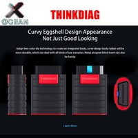 Thinkcar ThinkDiag OBD2 Auto Code Reader Scanner 16 kinds of reset functions read&clear system fault codes THINKDIAG diagnostic