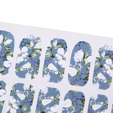 1 sheet nail sticker pop water transfer nails decals beauty decoration цена
