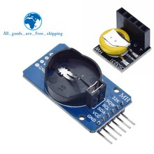 DS3231 AT24C32 Iic Module Precision Clock Module DS3231SN Geheugen Module DS3231 Mini Module Real Time 3.3 V/5 V voor Raspberry Pi(China)