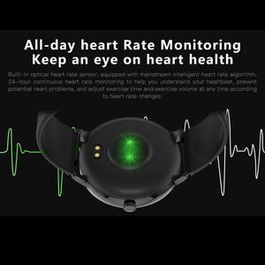 Image 5 - Blackview ساعة متصلة X2 لهواتف Android و IOS ، مقاومة للماء حتى 5atm ، مع مراقبة معدل ضربات القلب والنوم ، بطارية طويلة جدًا ، للرجال والنساء