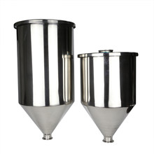 ss304 Stainless steel small large funnel / stainless steel / mini Non-standard hopper
