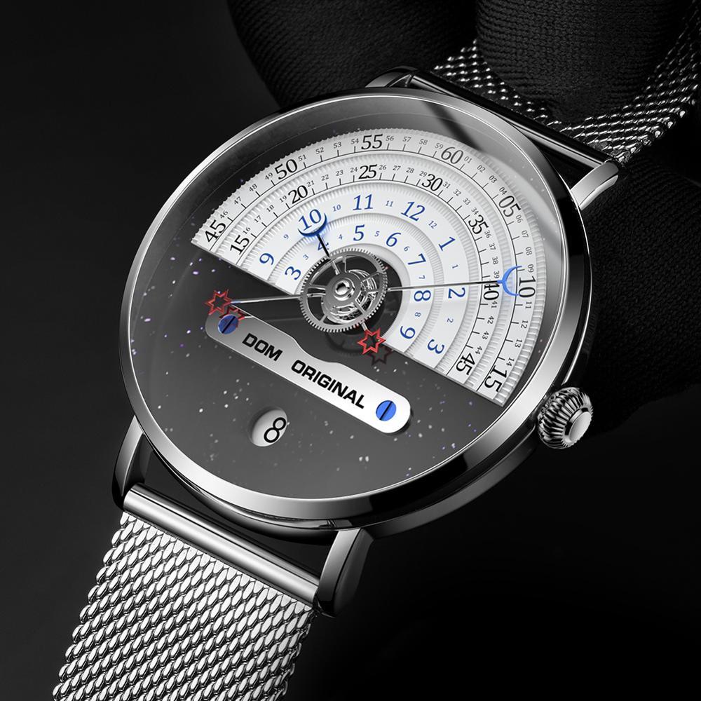 Fashion Watch Men Watches  Creative Men's Watches Male Wristwatch Luxury Mens Clock reloj mujer bayan saat 3