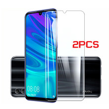 2PCS Protective glass on for Huawei p smart plus 2019 Honor 10i tempered glas psmart z huawey Huwei sheet armor verre tremp film(China)