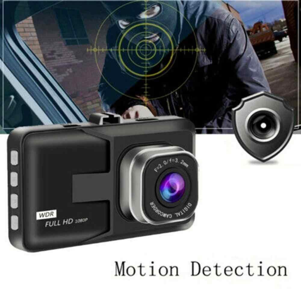 Высококачественный 3,2 дюймовый Full HD 1080P Автомобильный видеорегистратор Автомобильная камера цифровой видеорегистратор EDR Dashcam с датчиком движения ночного видения G