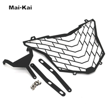 MAIKAI Motorcycle modification Headlight Grille Guard Cover Protector For Honda CB500X CB 500X CB650F CB 650F недорго, оригинальная цена